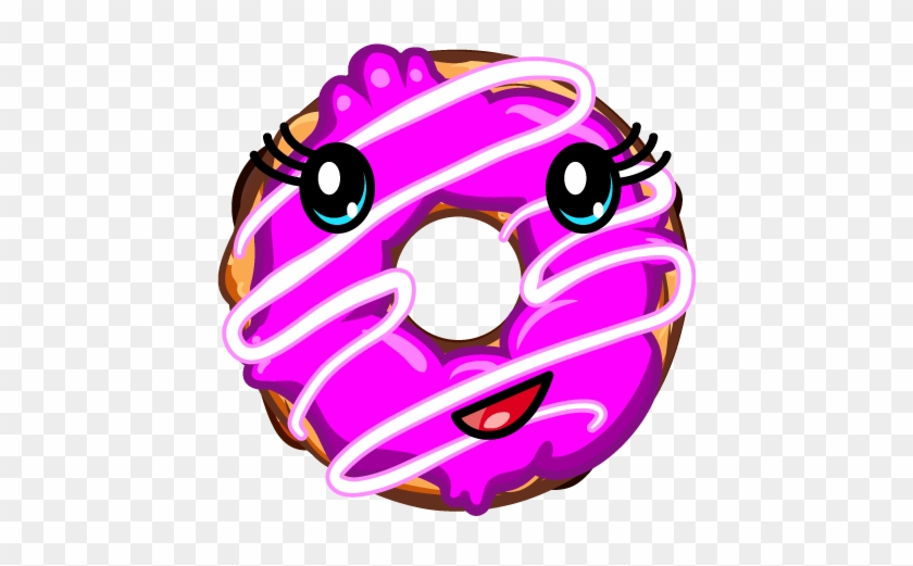The Bad Donut Is The Only One I Actually Did Any Kind - Donut With Eyebrows #263400