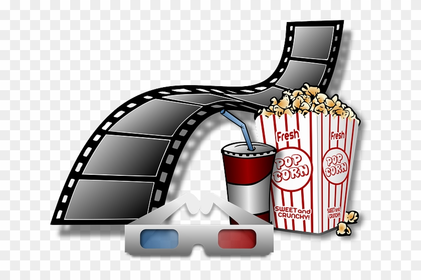 Movie Popcorn Transparent Cinema Clipart Free Transparent Png Clipart Images Download