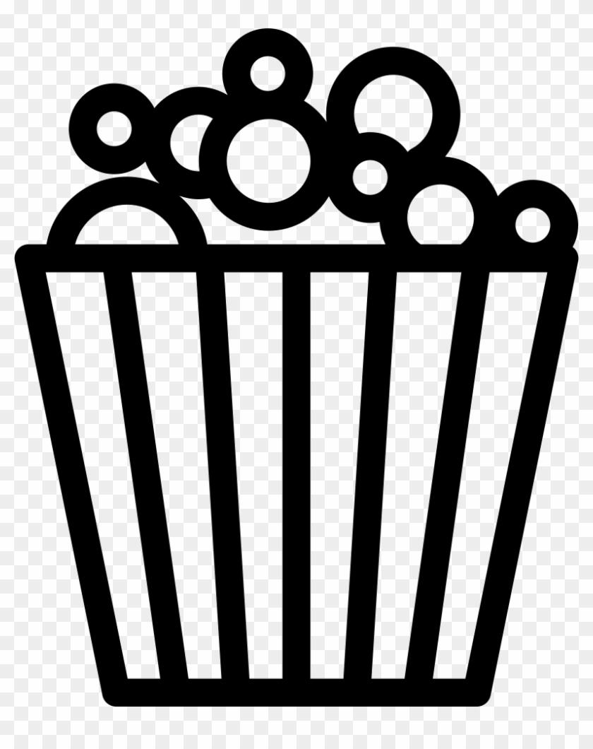 Cinema Popcorn Comments - Popcorn #263681