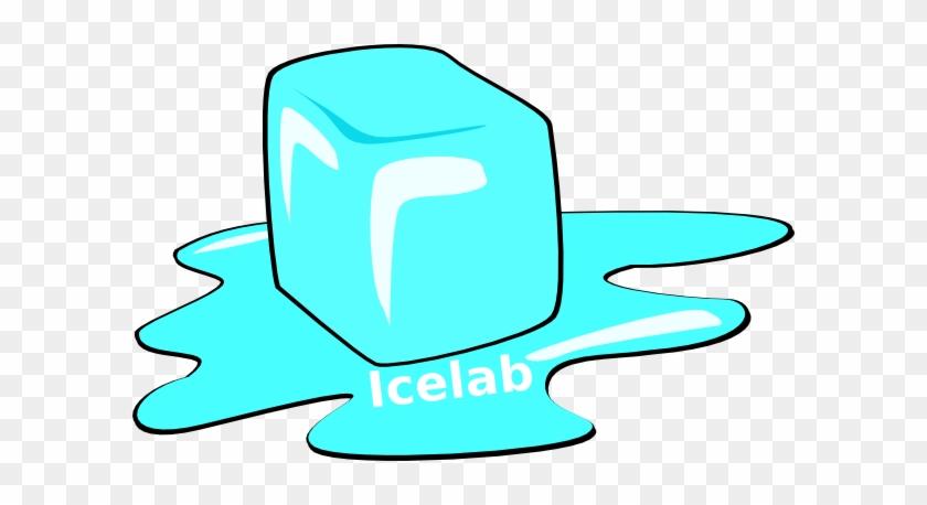 Ice Cube Melting Animation #264036