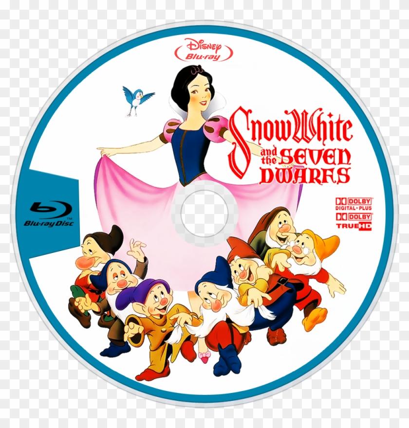 Snow White And The Seven Dwarfs Bluray Disc Image - Snow White And The Seven Dwarfs #264162
