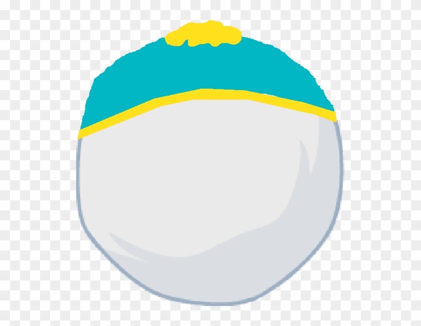 Snowball Cartman Body - Ice Cube Bfdi Body - Free Transparent PNG