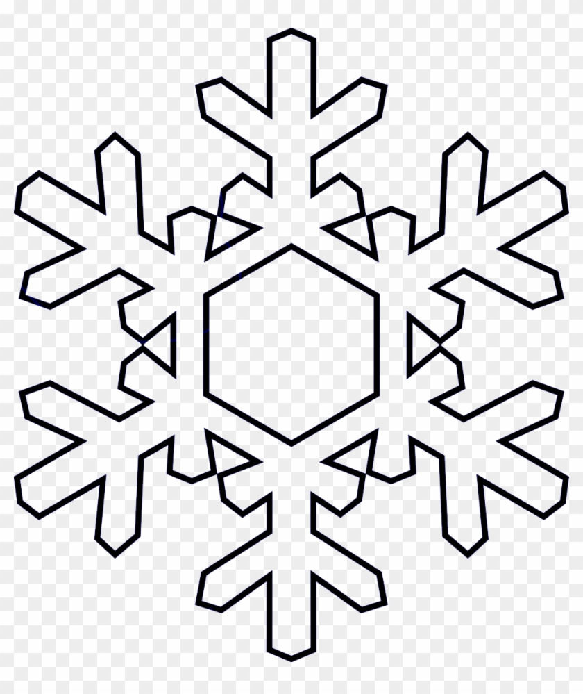 photograph relating to Printable Snowflakes identify Cooling - Printable Snowflakes - Totally free Clear PNG