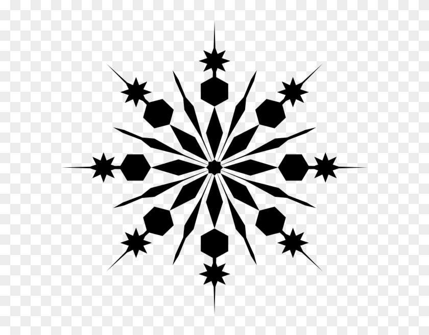 Snow Flakes .png .png #264473
