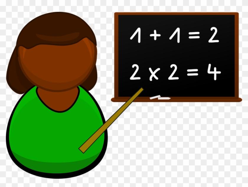 Math Trick - Teacher Icon .png #264743