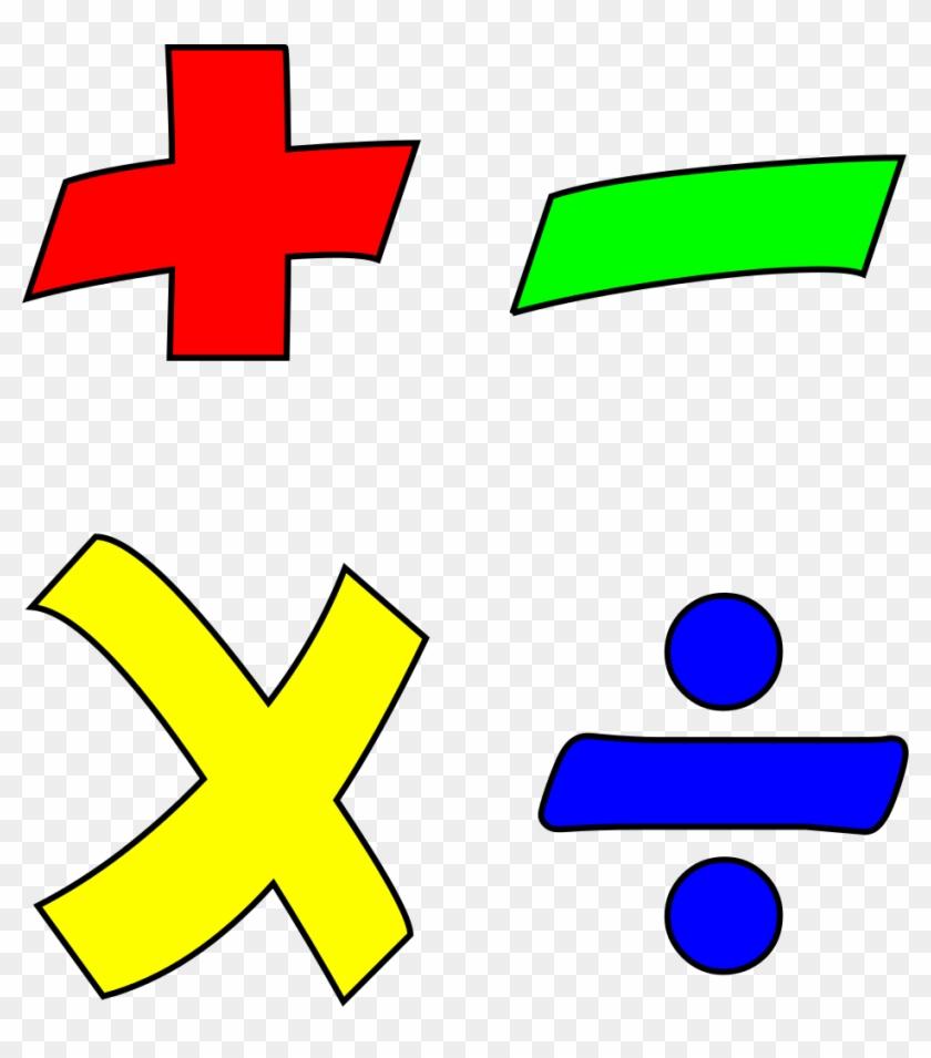 Image Result For Maths Symbols Plus Minus Times Divide Free