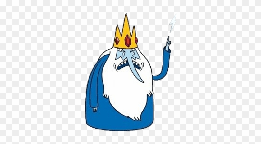 Adventure Time The Ice King Casting Spell - Adventure Time Ice King #1732904