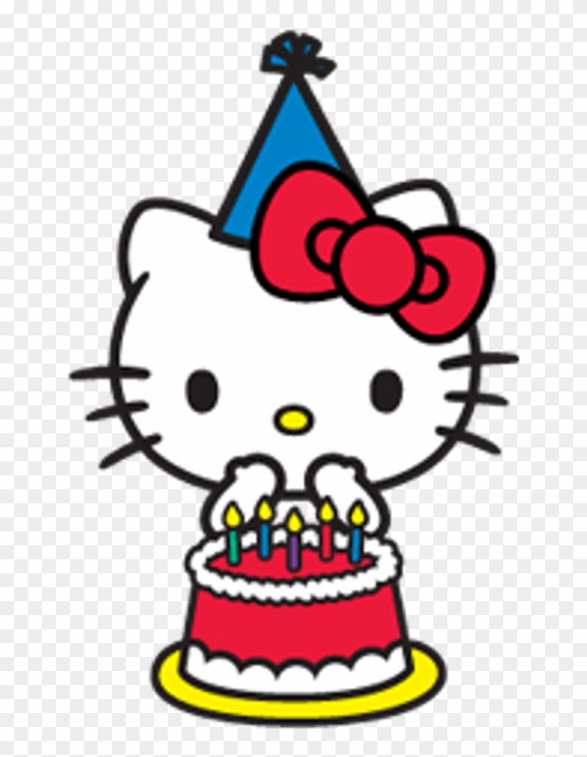 Bandaidgirl77 Smile Ijoketocope Yep Kawaii Hellokitty Hello Kitty Birthday Png Free Transparent Png Clipart Images Download