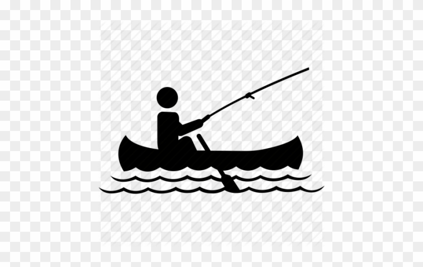 Download Fisherman Vector Fishing Boat Icon Png Free Transparent Png Clipart Images Download