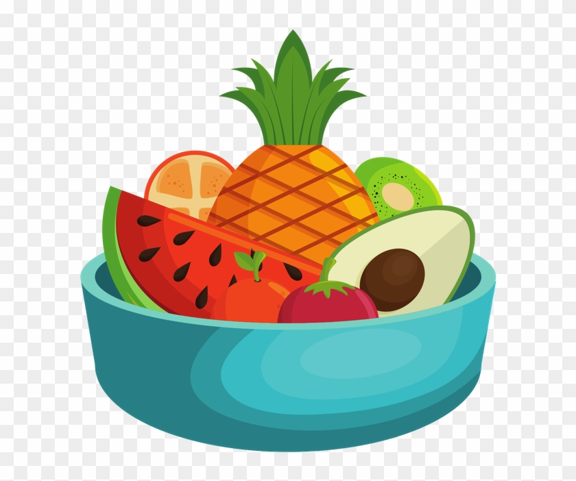Fruit Bowl Png - Healthy Food Food Icon #1736205