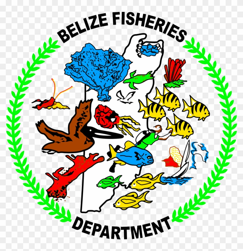 Fisheries Logo Edit - Fisheries Belize #1736232