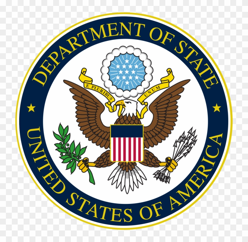 United States Department Of State Wishes Belize A Happy - Department Of State Usa Logo #1736253