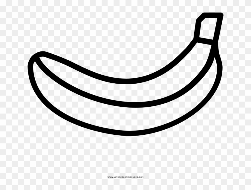 Banana Coloring Pages For Kids - Coloring Home | 636x840