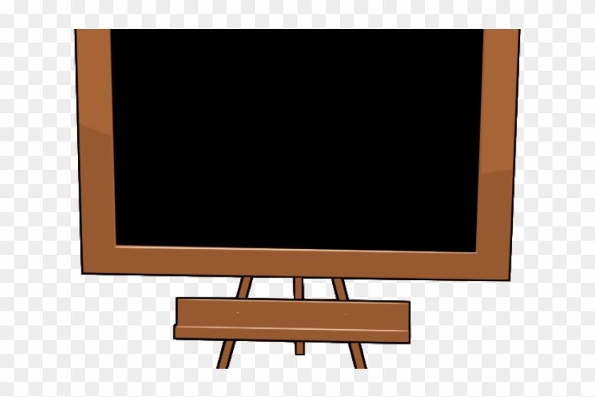 Blackboard Clipart - Classroom Blackboard Transparent Background #1740343