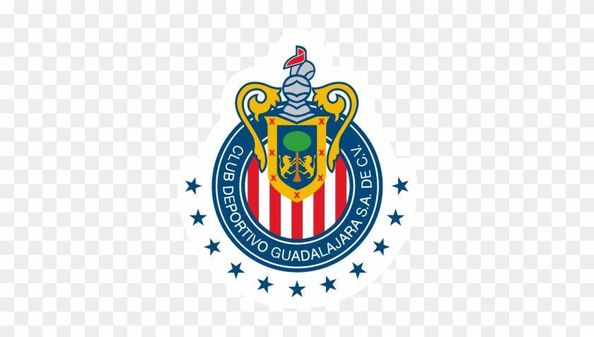 Club Deportivo Guadalajara Wikipédia - Kit Dream League Soccer 2019 Chivas #1740452