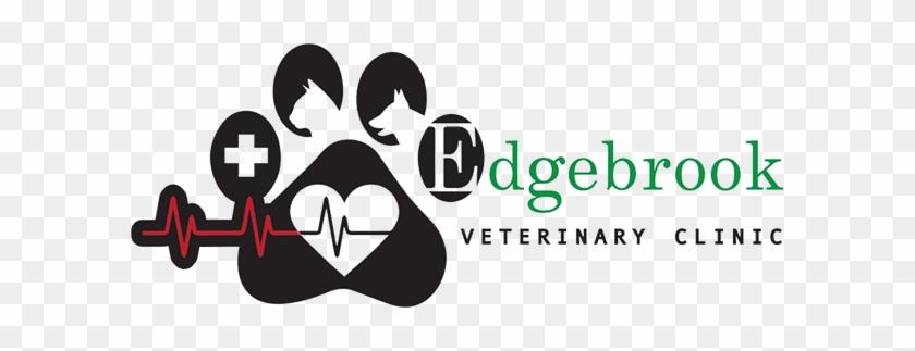 Edgebrook Veterinary Clinic - Veterinary Clinic Logo #1740463