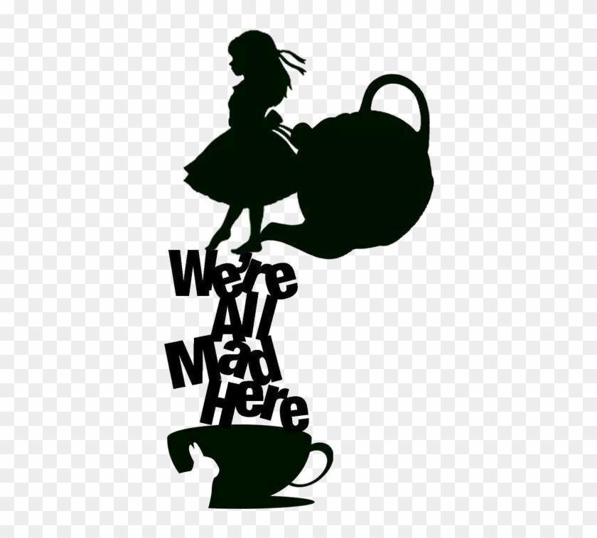 Mad Here File Alice In Wonderland