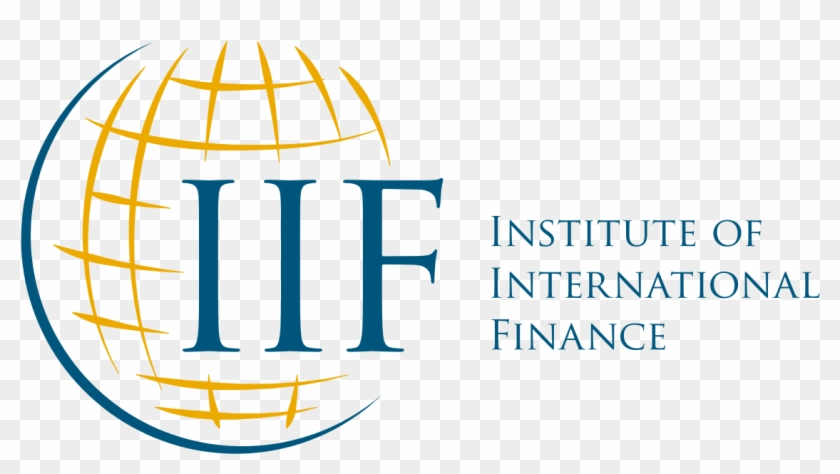 Finance Clipart Financial Record - Institute Of International Finance #1745477