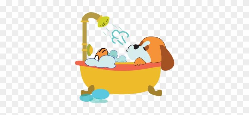 Puppy Love Emoji Stickers Messages Sticker-6 - Cartoon