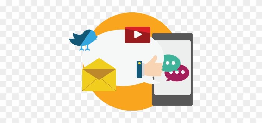 Social Media Optimization - Social Network Advertising #1749368