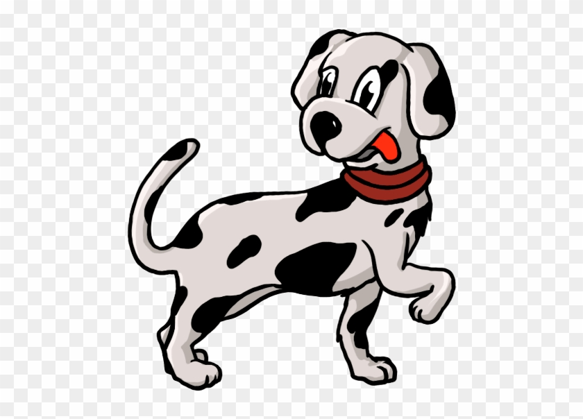 How To Draw A Dalmatian Puppy For Kids Easy Dog Tail Drawing