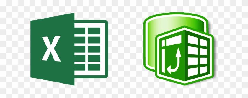 Excel Analytics Tools - Power Pivot Logo #1752984