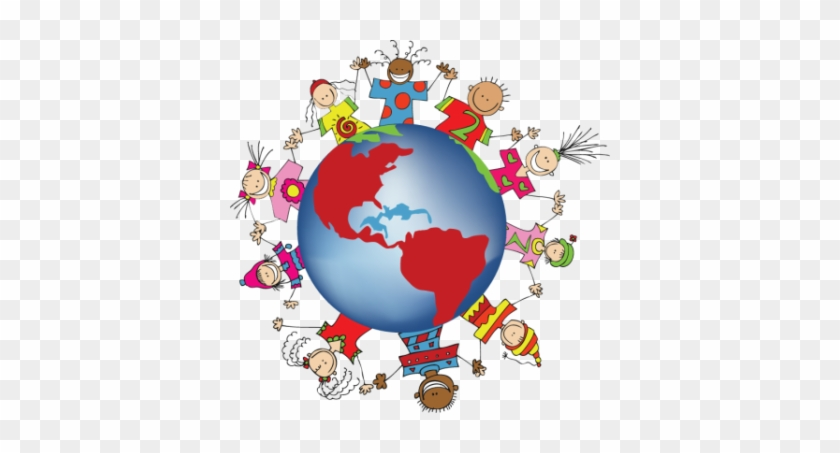 All About Our World - Kindergarten Social Studies #1753319