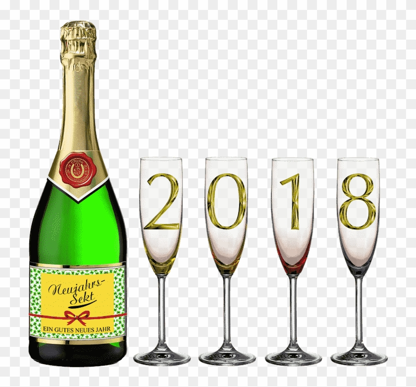 Happy New Year Png Free Download Best Happy New Year - Happy New Year 2018 Images Png #1755818