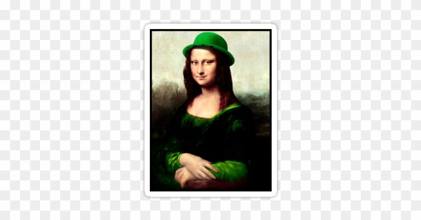 Lucky Mona Lisa - Mona Lisa 1503 1506 #1757441