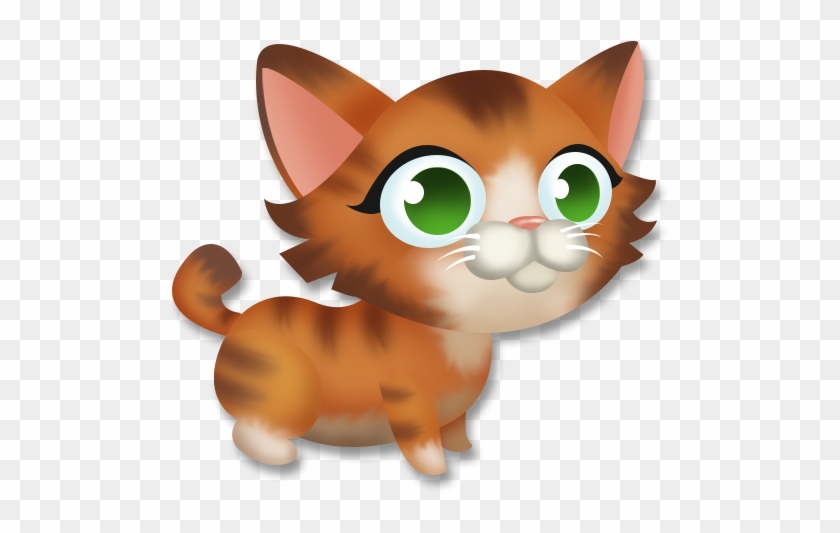 Tabby Kitten - Hay Day Tabby Kitten #265188