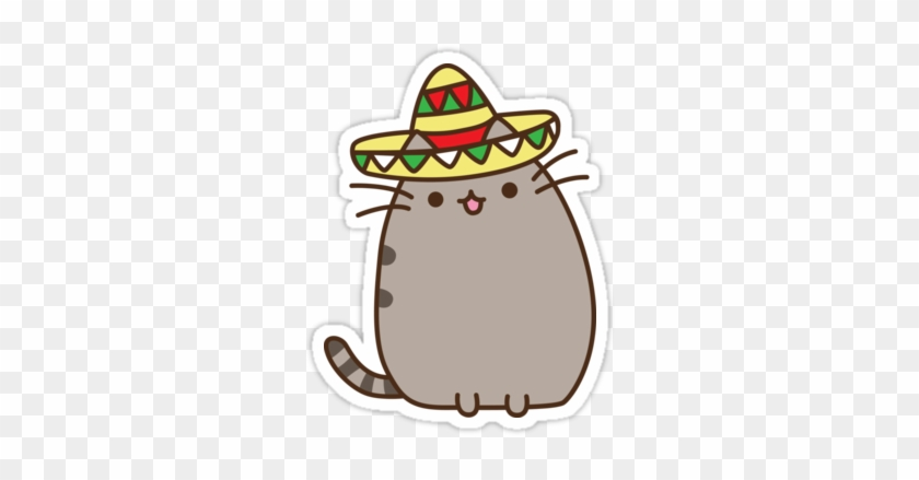 pusheen taco stickers by reun drawings of pusheen cat free