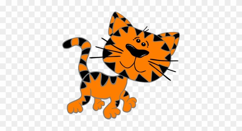 Save - Cartoon Cats Clip Art #265392