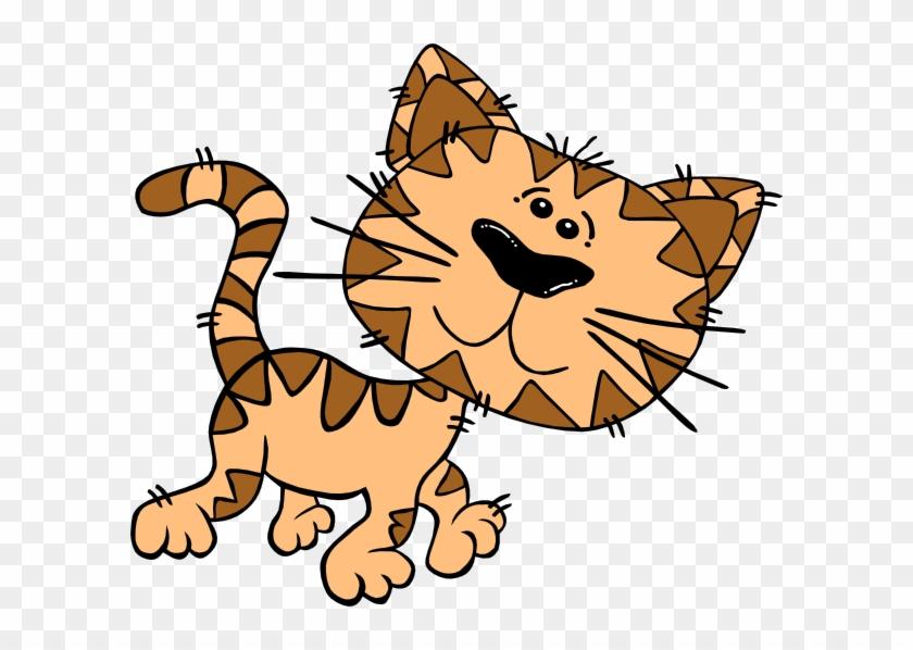 Cat Clipart Public Domain #265734