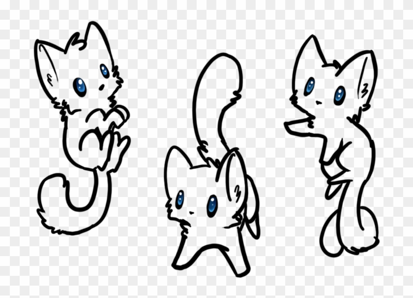 cat line art cool cute fnaf drawings free transparent png