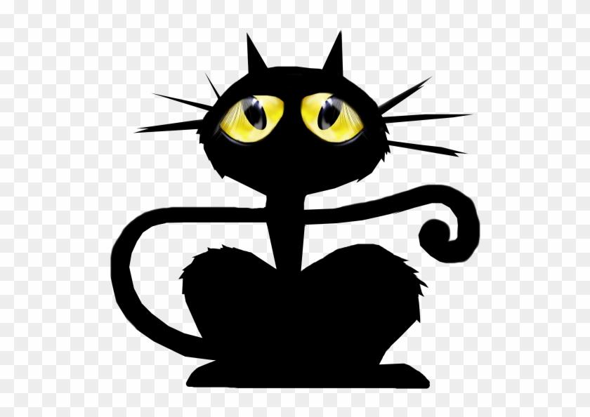 Youtube Cat Desktop Wallpaper Clip Art Three Black Cats Oval