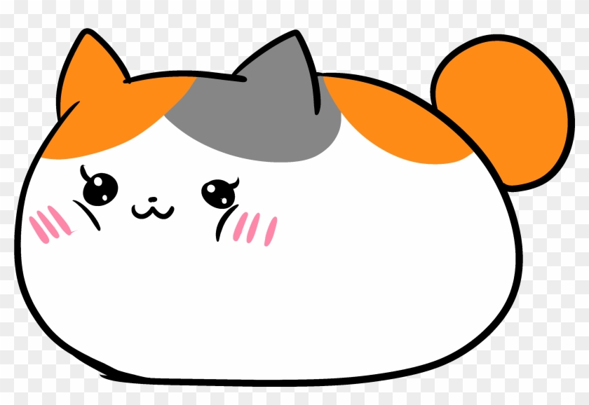 For Your Discord Server - Fat Cat Ffxiv Emoji - Free