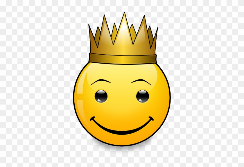 Smiley Clipart King Emoticon Free Transparent Png Clipart Images Download