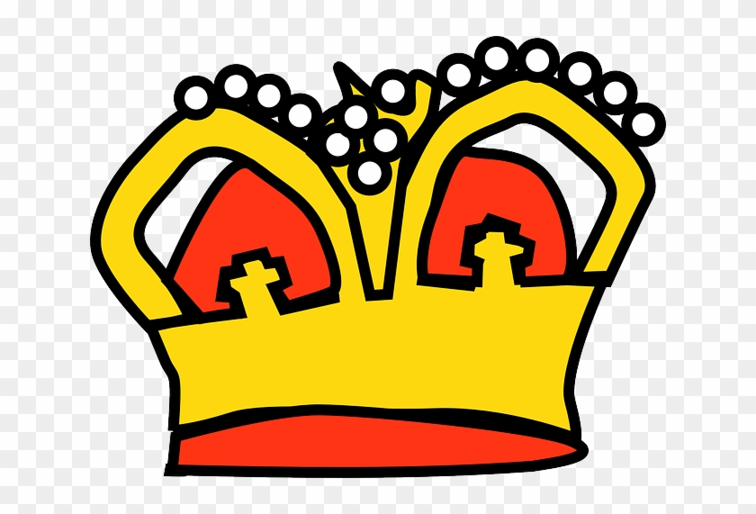 Transparent Clipart Cartoon Crown Transparent : Crown cartoon , crown transparent background png clipart.