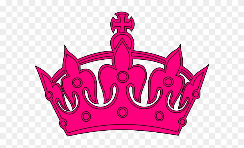 Keep Calm Crown Clip Art - Keep Calm Crown Pink #266400