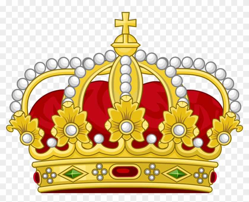 Heraldic Royal Crown Of The King Of The Romans - King Crown Clipart #266431