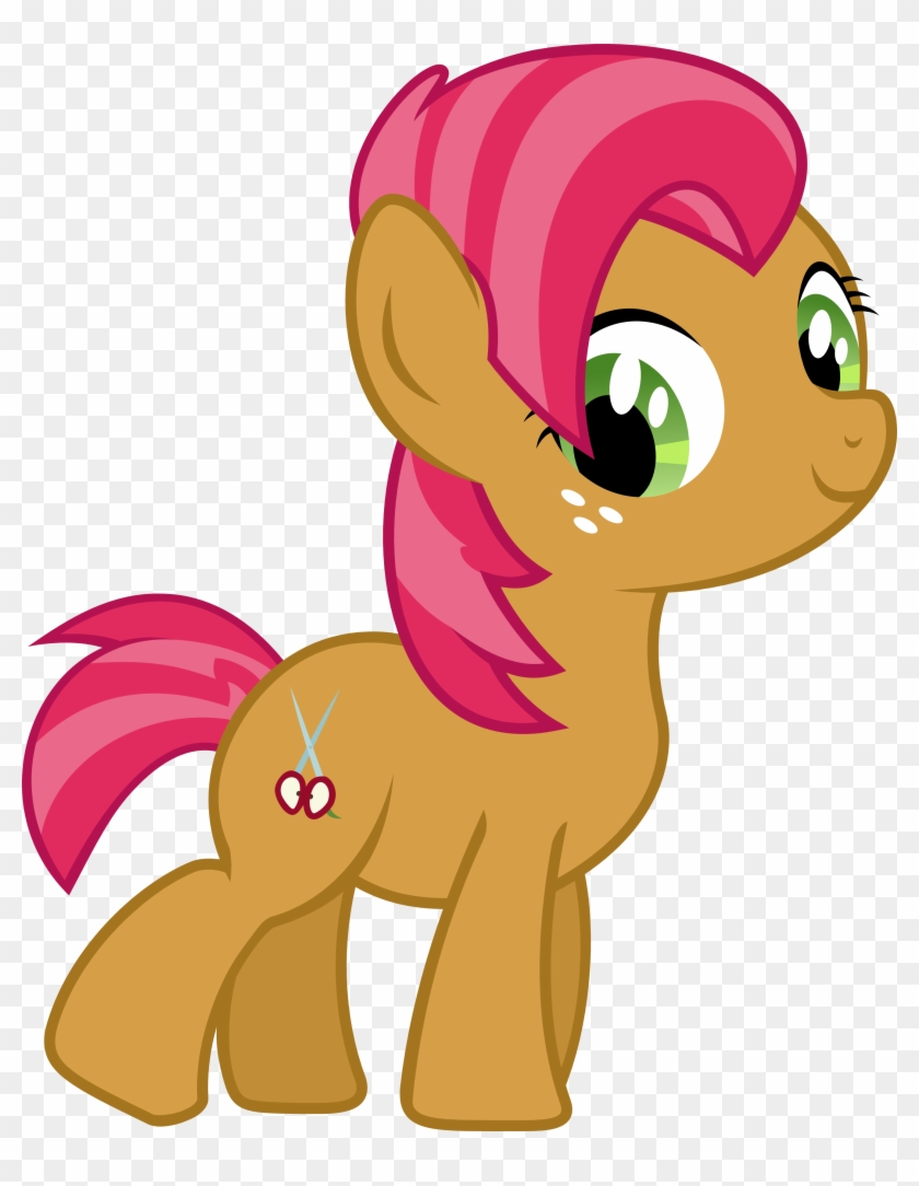 She Will Indeed Be Shocked About Diamond Tiara And - Mlp Babs Seed Cutie Mark #266757