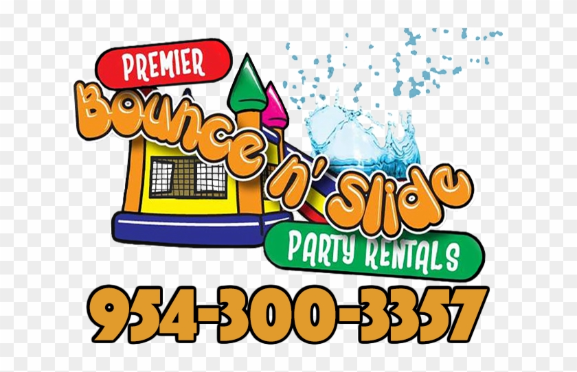Premier Bounce N Slide Party Rentals / Extremely Fun - Premier Bounce N Slide Party Rentals #266904