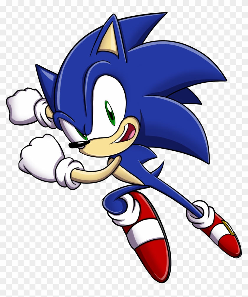 Sonic The Hedgehog Clipart Transparent Sonic The Hedgehog Transparent Free Transparent Png Clipart Images Download