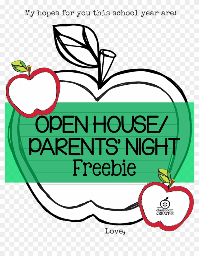 Open House Parents' Night Free Printable - School Open House Quotes #267415