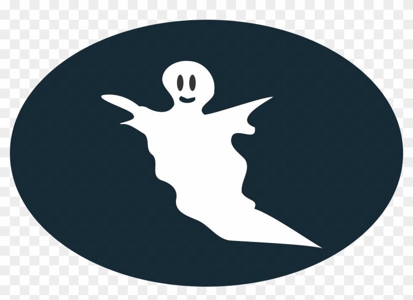 Free Halloween Vector Clipart Illustration - Boo Halloween T-shirt Ghost Costume Neon 80s Orange #267520