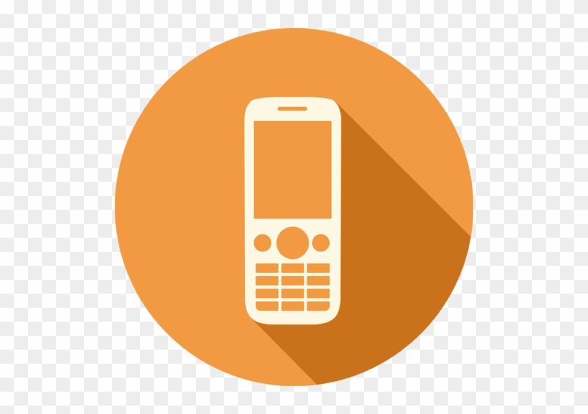 Pixel - Mobile Phone Icon #267797