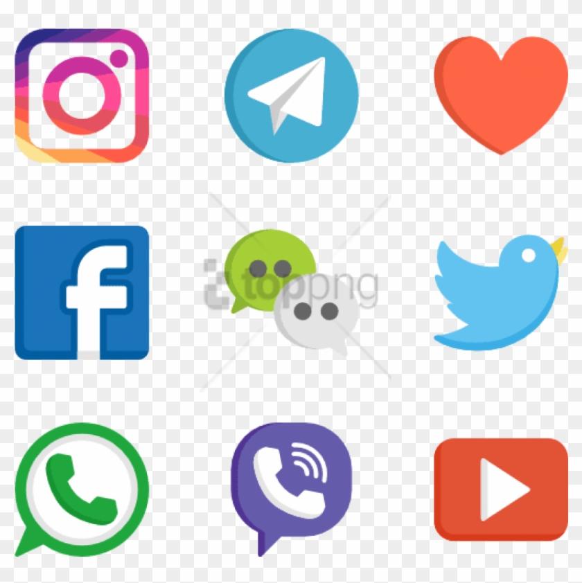 Free Png Social Media Logos Web Design 50 Free Icons Free Png Social Media Logos Web Design 50 Free Icons Free Transparent Png Clipart Images Download