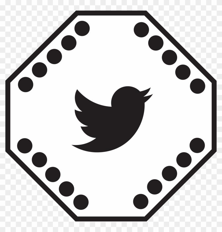 Custom Social Media Icons - Twitter Icon Size 2017 #1760667