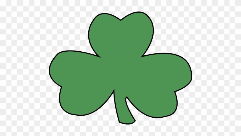 Shamrock3 - Irish Saint Patrick's Day Shamrock #1761961