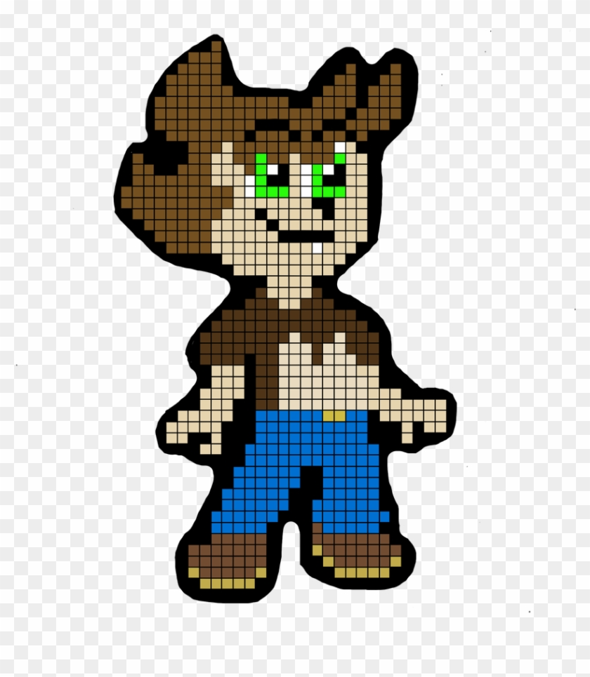 Tiny Pixel Art By Vaporeon1511 Cartoon Free Transparent Png Clipart Images Download